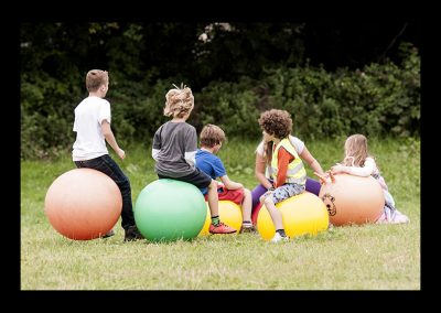 Spacehopper kids