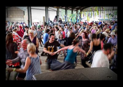 Ceilidh in the Big Barn