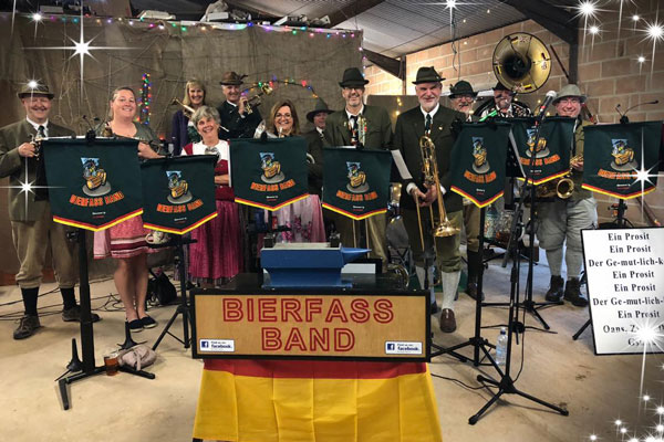 Bierfass Band