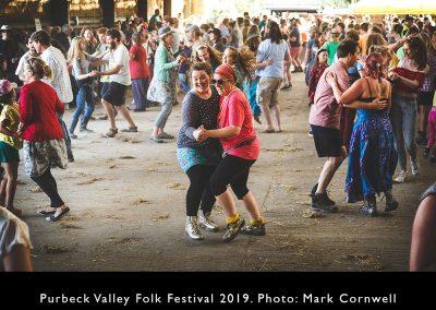 Folk-style tango?!