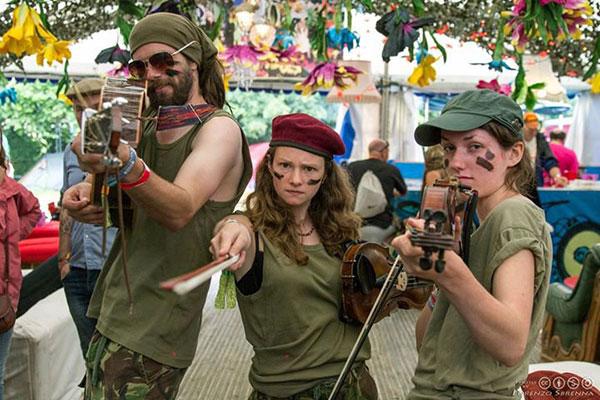 Guerilla Ceilidh Band