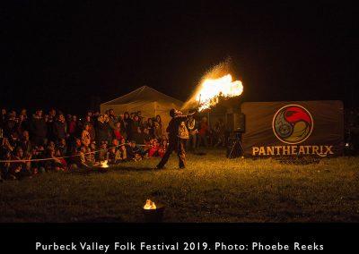 Pantheatrix more fire